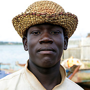 The Buwaya-Nakiwogo Ferry, Lake Victoria, Uganda, Africa