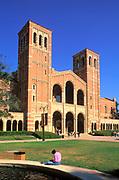 UCLA, Royce Hall, Los Angeles California, California (LA)