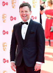 Declan Donnelly attending the Virgin TV British Academy Television Awards 2018 held at the Royal Festival Hall, Southbank Centre, London.
