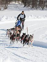 Laconia World Championship Sled Dog Derby February 11, 2011.