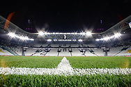 A general view of the deserted stadium during the Serie A match at Allianz Stadium, Turin. Picture date: 26th June 2020. Picture credit should read: Jonathan Moscrop/Sportimage