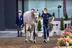Kenny Darragh, IRL, Cartello, 348<br /> Olympic Games Tokyo 2021<br /> © Hippo Foto - Dirk Caremans<br /> 31/07/2021