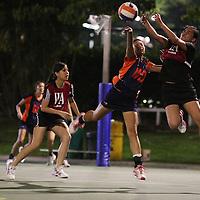 National University of Singapore, Monday, September 16, 2013 – The National University of Singapore (NUS) defeated Singapore Management University (SMU) 75–24 to set up a showdown with Nanyang Technological University (NTU) for the Singapore University Games (SuniG) Netball Championship title.<br /> <br /> Story: http://www.redsports.sg/2013/09/18/sunig-netball-nus-smu-2/