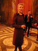 Cate Blanchett. Gala Event: Better Than Sex. Reception after Cate Blanchett opened the 7 Australian Film Festival at Barbican Screen. Australian High Commission. © Copyright Photograph by Dafydd Jones 66 Stockwell Park Rd. London SW9 0DA Tel 020 7733 0108 www.dafjones.com