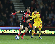 Liverpool midfielder Adam Lallana during the Capital One Cup match between Bournemouth and Liverpool at the Goldsands Stadium, Bournemouth, England on 17 December 2014.