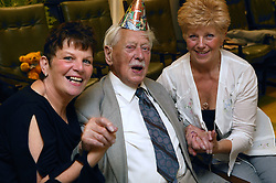 Guests enjoying themselves at a social event organised by the disability friendship club,