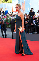 at the opening ceremony and premiere of the film La La Land at the 73rd Venice Film Festival, Sala Grande on Wednesday August 31st, 2016, Venice Lido, Italy.