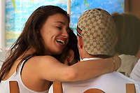 20110524: FUNCHAL, MADEIRA ISLAND, PORTUGAL - Portuguese football star Cristiano Ronaldo and girlfriend Irina Shayk get cozy in Madeira. PHOTO: CITYFILES