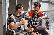 2021 UCI BMXSX World Cup 1&2<br /> Verona (Italy) - Friday Practice<br /> ^mu#646 VAN BEMMELEN, Bart (NED, MU) Team_NL