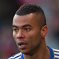 Football - 2012 / 2013 FA Cup - Sixth Round - Manchester United vs. Chelsea<br /> Ashley Cole of Chelsea at Old Trafford
