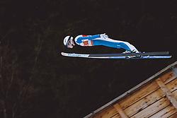 04.03.2021, Oberstdorf, GER, FIS Weltmeisterschaften Ski Nordisch, Oberstdorf 2021, Herren, Skisprung HS137, Qualifikation, im Bild Marius Lindvik (NOR) // Marius Lindvik of Norway during qualification for the ski jumping HS137 competition of FIS Nordic Ski World Championships 2021 in Oberstdorf, Germany on 2021/03/04. EXPA Pictures © 2021, PhotoCredit: EXPA/ JFK
