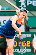 Maria Sharapova (rus) during the Roland Garros French Tennis Open 2018, day 11, on June 6, 2018, at the Roland Garros Stadium in Paris, France - Photo Pierre Charlier / ProSportsImages / DPPI