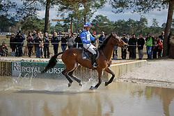 Touzaint Nicolas (FRA) - Hidalgo De L' Ile<br /> CICO*** Fontainebleau 2009<br /> Photo © Dirk Caremans