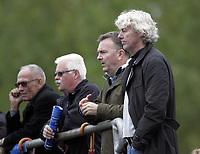 Fotball<br /> Landskamp G15<br /> Sverige v Norge 0:3<br /> Arvika<br /> 23.09.2010<br /> Foto: Morten Olsen, Digitalsport<br /> <br /> Truls Dæhli fra VG og Morten Pedersen fra Dagbladet (R)