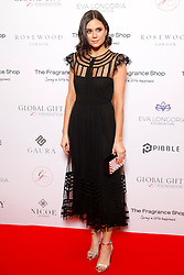 Lilah Parsons attending the 9th Annual Global Gift Gala held at the Rosewood Hotel, London.