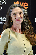 020821 Angela Molina 35th Goya Awards press conference