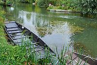 France, Cher (18), Bourges, les marais de Bourges // France, Cher (18), Bourges, the marsh of Bourges