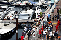 May 22, 2019 - Monte Carlo, Monaco - Motorsports: FIA Formula One World Championship 2019, Grand Prix of Monaco, ..#16 Charles Leclerc (MCO, Scuderia Ferrari Mission Winnow) (Credit Image: © Hoch Zwei via ZUMA Wire)
