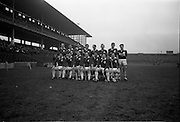 17/03/1969<br /> 03/17/1969<br /> 17 March 1969<br /> Railway Cup Final: Munster v Connacht at Croke Park, Dublin.<br /> Connacht team.