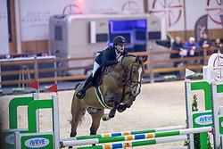 Kenis Pieter, BEL, Qatar van't Paradijs<br /> Pavo Hengstencompetitie<br /> Azelhof Lier 2020<br /> © Hippo Foto - Dirk Caremans