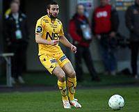 Fotball 19. mapril 2009 , Tippeligaen ( Eliteserien ) , Sandefjord - Bodø/Glimt 1-1<br /> <br />  Mounir Hamoud , Glimt