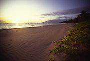 Kihei Beach, Maui, Hawaii<br />