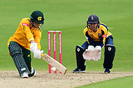 Ben Duckett of Nottinghamshire during the Vitality T20 Blast North Group match between Nottinghamshire County Cricket Club and Yorkshire County Cricket Club at Trent Bridge, Nottingham, United Kingdon on 31 August 2020.