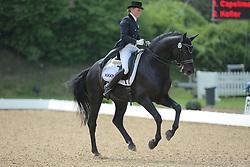 Hoffmann, Jennifer, XXXL Rubinio NRW<br /> München - Pferd International 2013<br /> Prix St Georg<br /> © www.sportfotos-lafrentz.de/Stefan Lafrentz