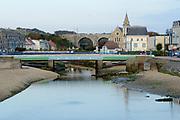 Wimereux is een gemeente in het Franse departement Pas-de-Calais. Op de foto de Boulevard