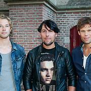 NLD/Stenwijk/20130626 - TROS Muziekfeest op het Plein 2013 Steenwijk, 3 J's, Jaap de Witte, Jan Dulles en Jaap Kwakman