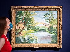 Christie's Art Sale 18th October 2021