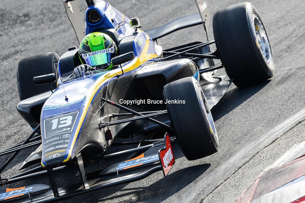 Toyota Racing Series 2016, practice, Round 3, Hampton Downs January 28, 2016