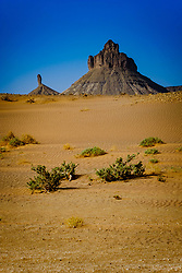 The Moroccan desert near Foum Zguid in the south of Morocco<br /> <br /> (c) Andrew Wilson   Edinburgh Elite media