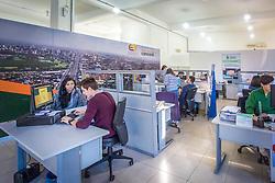 Escritório do empreendedor, em Canoas. FOTO: André Feltes/ Agência Preview