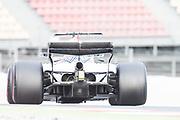 March 7-10, 2017: Circuit de Catalunya. Lance Stroll, Williams Martini Racing, FW40  diffuser detail photo