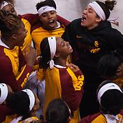 USC Women's Basketball v Oregon State
