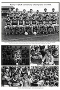 The 1984 Kerry team that won the centyenary All-Ireland. Picture by Don MacMonagle