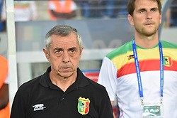 January 17, 2017 - France - alain giresse entraineur coach  Mali (Credit Image: © Panoramic via ZUMA Press)