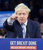 Boris Johnson Rally 11th December 2019