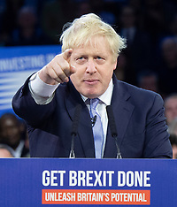 Boris Johnson Rally 11th December 2019