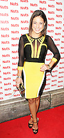 Louise Thompson, Nuts Magazine - 10th Birthday Party, Aura Mayfair, London UK, 23 January 2014, Photo by Brett D. Cove