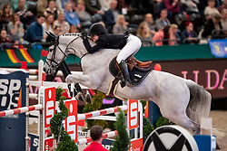 Gulliksen Victoria, NOR, Gin Chin van het Lindenhof<br /> Leipzig - Partner Pferd 2019<br /> © Hippo Foto - Stefan Lafrentz