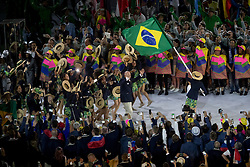 Brazil, Opening ceremony<br /> Olympic Games Rio 2016<br /> © Hippo Foto - Dirk Caremans<br /> 05/08/16