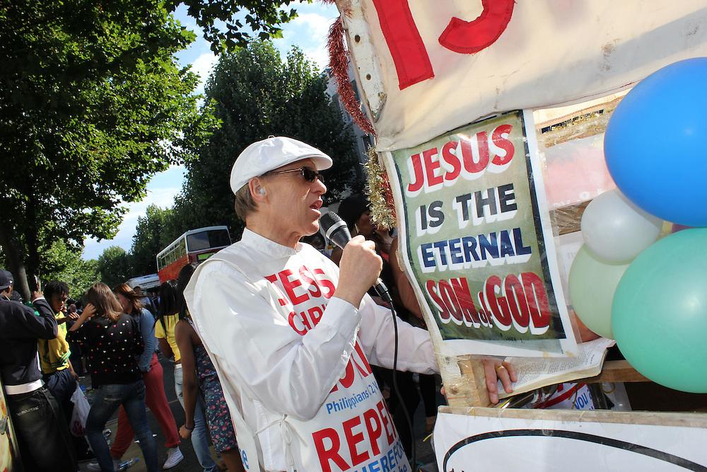 Notting Hill Carnival, London UK