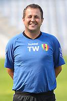 08.07.2014 Kielce Sesja zdjeciowa Korony Kielce na sezon 2014/2015 N/z Tomasz Willman fot. Patryk Ptak