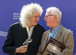 """Pictured: Brian May and Professor Roger Taylor<br /> <br /> Brian Harold May, CBE (born 19 July 1947) is an English musician, singer, songwriter, astrophysicist, and photographer. He is best known as the lead guitarist of the rock band Queen, and in 2001, he was inducted into the Rock and Roll Hall of Fame as one of the band's members. Also, in 2018 as a member of Queen, he received the Grammy Lifetime Achievement Award which recognises """"the most distinctive recordings in music history""""<br /> <br /> He may be best known as the guitarist for legendary band Queen but Brian May will visit Aberdeen in August to celebrate the work of another great who rose to fame thanks to a very different royal connection.<br /> <br /> The musician and song writer will appear at the University of Aberdeen in his capacity as photographic historian and Director of The London Stereoscopic Company for the launch of a new book dedicated to Scotland's great Victorian photographer George Washington Wilson, who hailed from the city, written by the aptly named Professor Roger Taylor."""