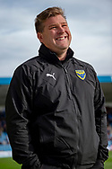 Oxford United manager Karl Robinson during the EFL Sky Bet League 1 match between Gillingham and Oxford United at the MEMS Priestfield Stadium, Gillingham, England on 9 March 2019.