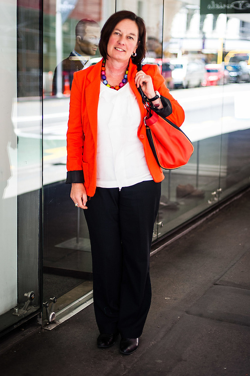 Street Style shoot in Wellington Central on Wednesday October 3, 2012..Photo by Mark Tantrum for the blog Real-People   http://real-people.co.nz/