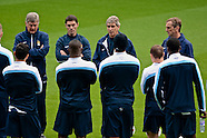 Manchester City Training & Press Conference 011013
