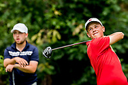 20-07-2019 Pictures of the final day of the Zwitserleven Dutch Junior Open at the Toxandria Golf Club in The Netherlands.<br /> BÜSCHGES, Tom